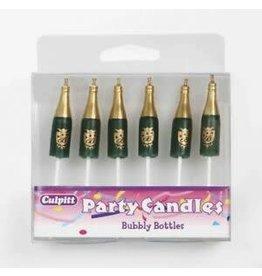 Culpitt Kaarsjes champagne 6st
