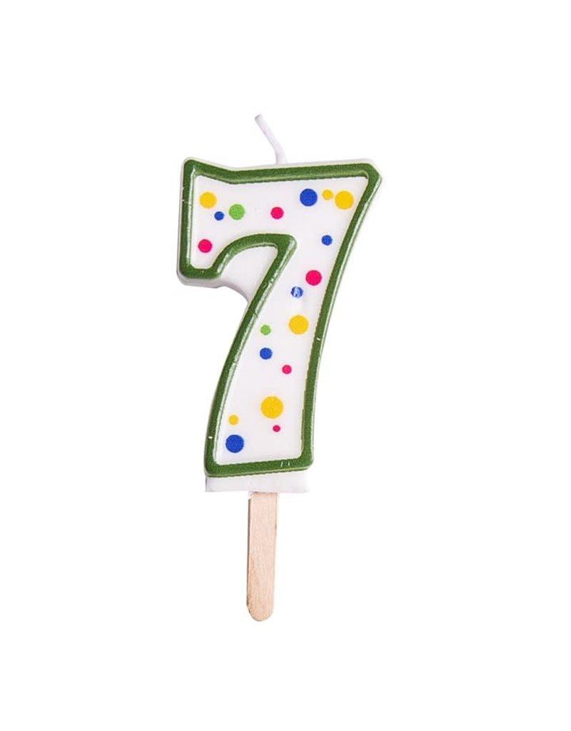PME Cijferkaars #7 groen