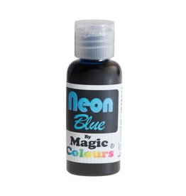 Magic Colours MC Kleurstof Gel NEON Blauw 32gr.