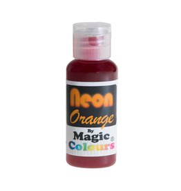 Magic Colours MC Kleurstof Gel NEON Oranje 32gr.