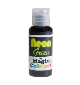 Magic Colours MC Kleurstof Gel NEON Groen 32gr.