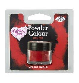 Rainbow Dust RD Powder Colour Chili Red