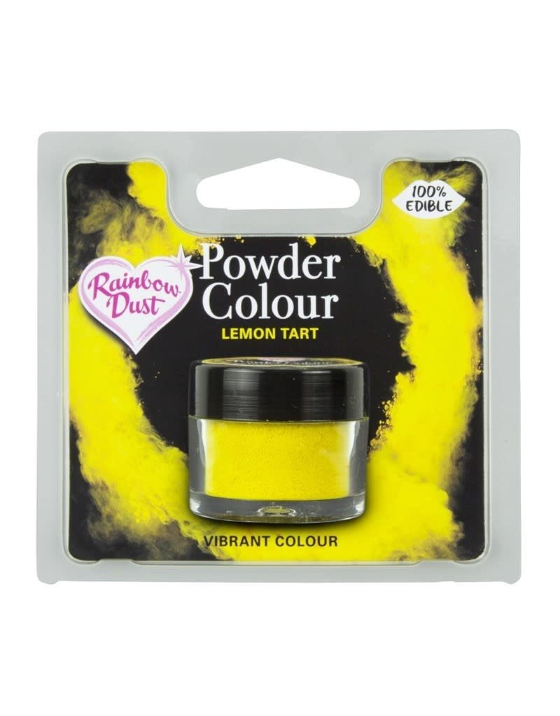 Rainbow Dust RD Powder Colour Lemon Tart