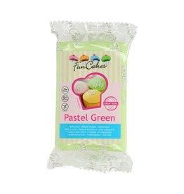 Funcakes Fondant 250g pastel green