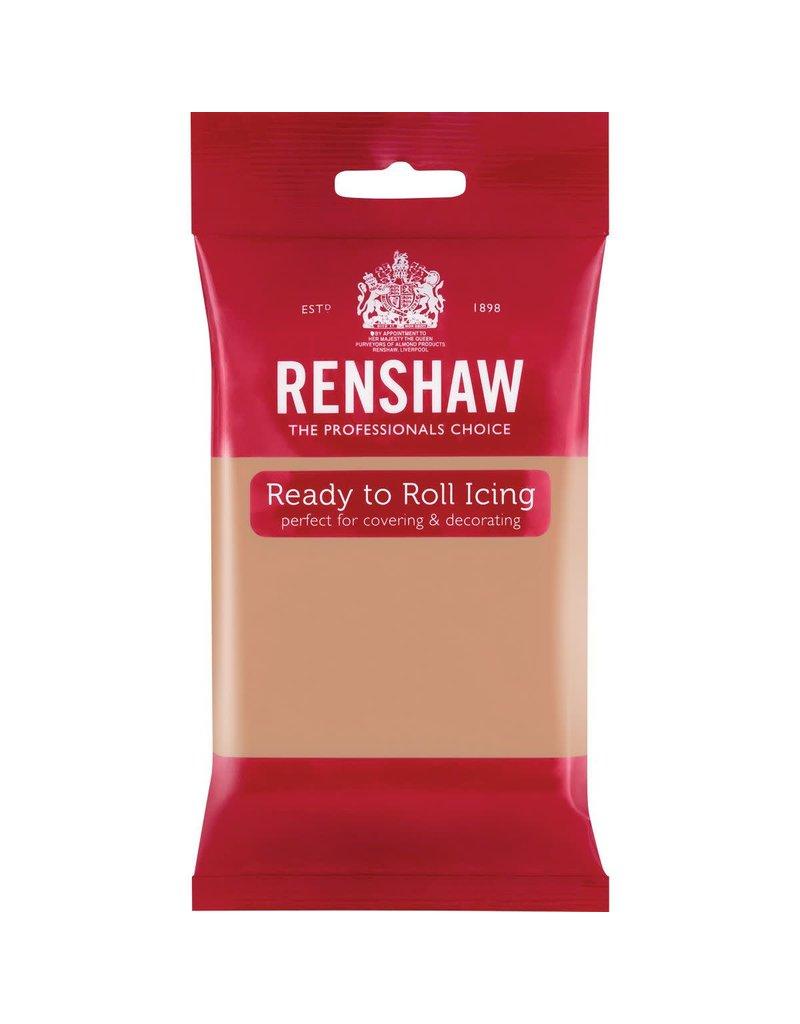 Renshaw Rolfondant 250g huidskleur