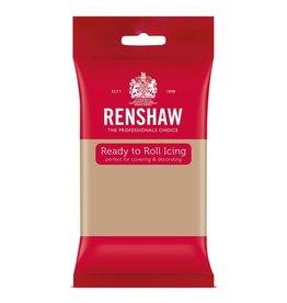 Renshaw Rolfondant 250g latte bruin