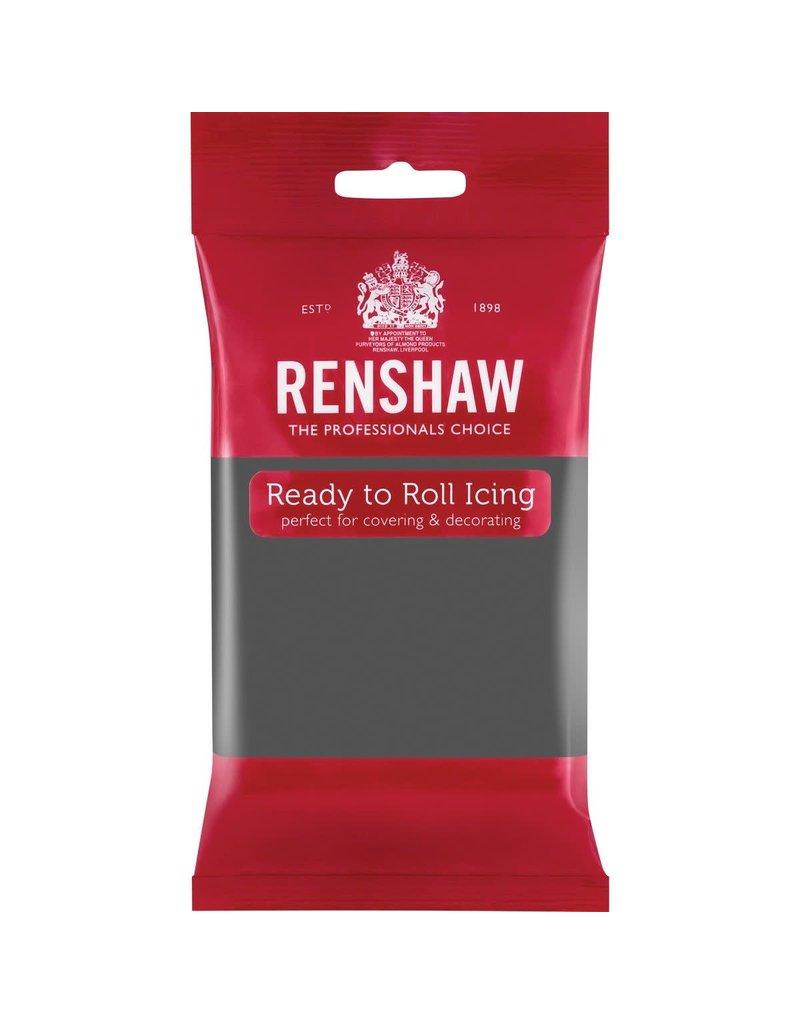 Renshaw Rolfondant 250g grijs