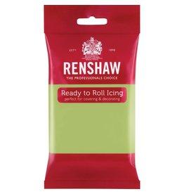 Renshaw Rolfondant 250g pastel groen