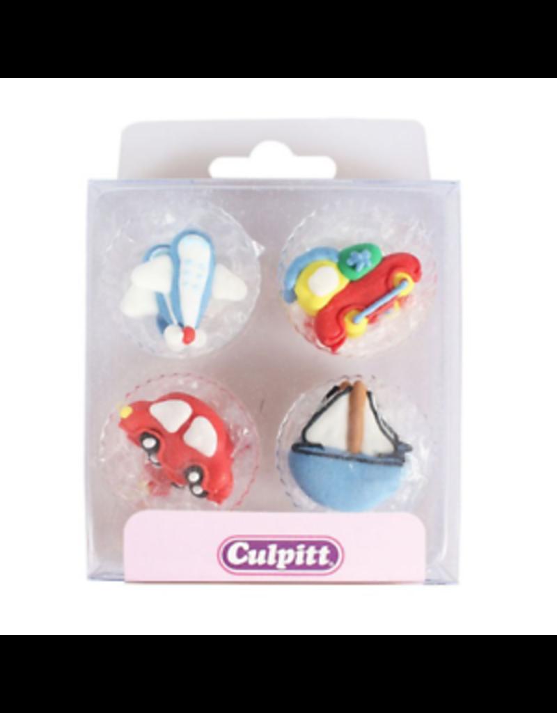 Culpitt Suikerdecoratie voertuigen