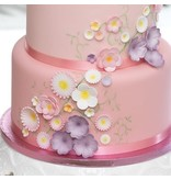 Cake Star Plunger cutter - Bloemen set/6