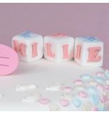 Cake Star Plunger cutter - Hoofdletters - Mini
