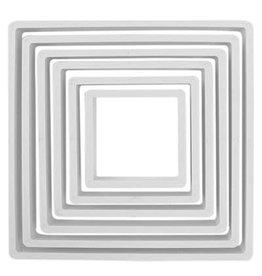 PME Uitsteker - Vierkant set/6