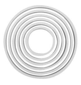 PME Uitsteker - Cirkels set/6