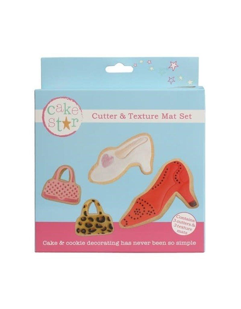 Cake Star Uitsteker - Handtas en schoen set/2