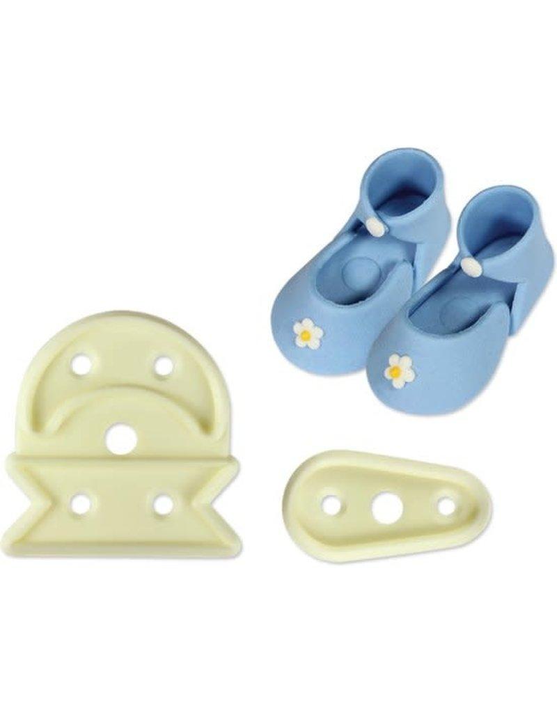 JEM Uitsteker - baby schoentjes set/3