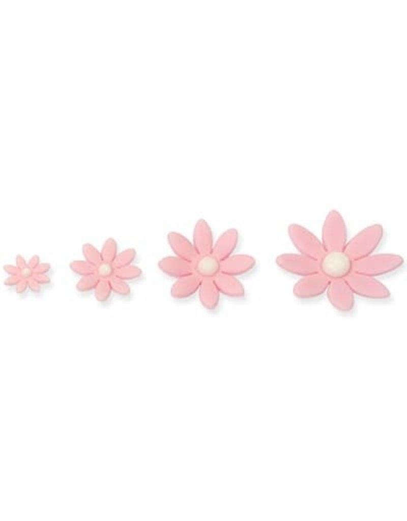 PME Plunger cutter - Daisy Marguerite set/4
