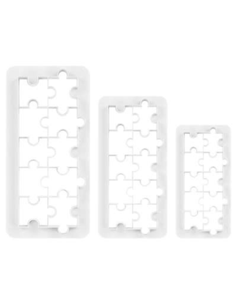 PME Geometric cutter - Puzzel set/3