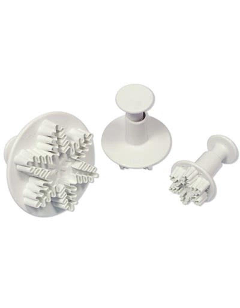 PME Plunger cutter - Sneeuwvlok