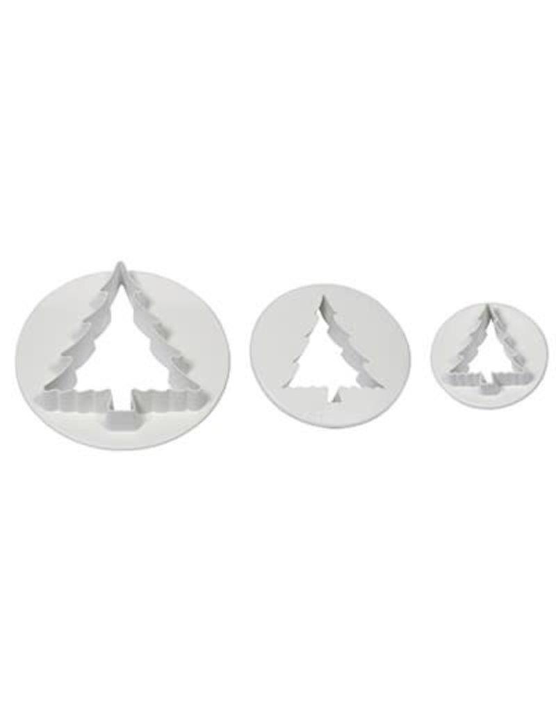 PME Uitsteker - Kerstboom set/3