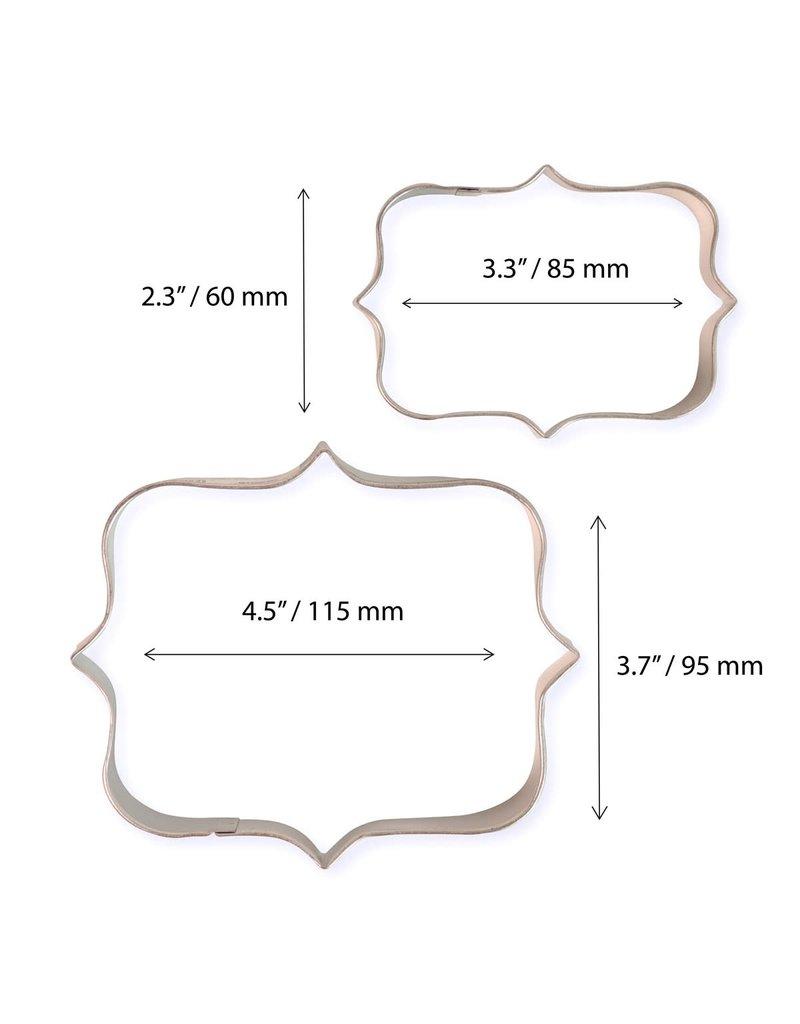 PME Uitsteker - Plaque M1, set/2