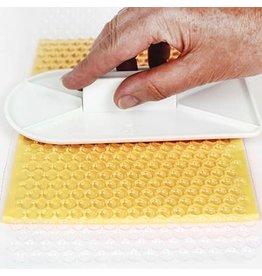 PME Impression mat - Honeycomb