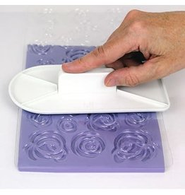 PME Impression mat - Fantasy rose
