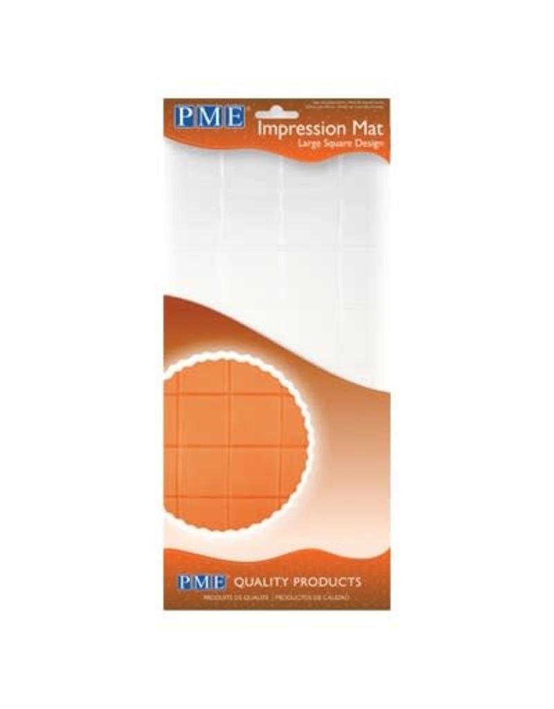 PME Impression mat - Large square