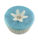 PME Impression mat - Snowflake
