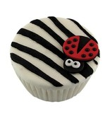 PME Impression mat - Bold zebra