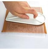PME Impression mat - Bark
