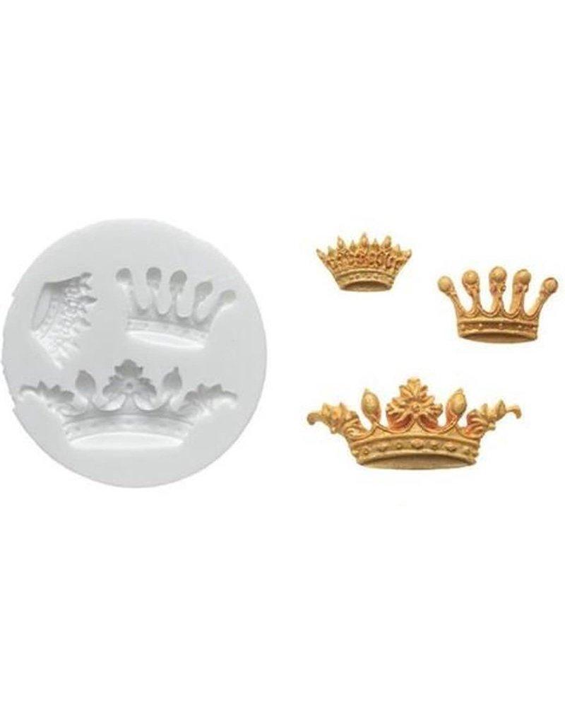 SilikoMart Mold - Kroontjes