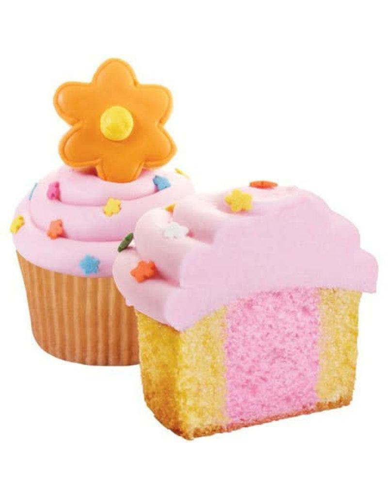 Wilton Tweekleurig cupcake insert set/3