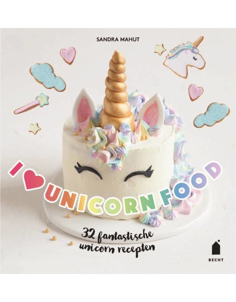 I Love unicorn food