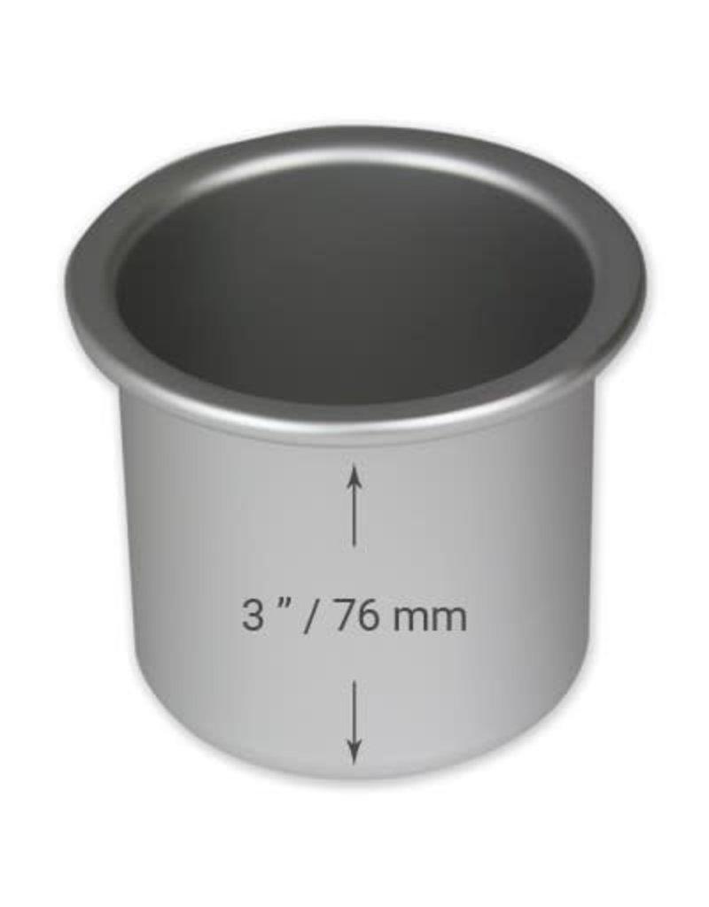 PME Bakvorm - rond Ø 7,6cm - H 7,6cm