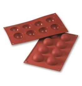 Martellato Bakvorm - Siliconen - Bol Ø50 (8)