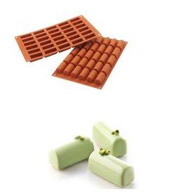 SilikoMart Bakvorm - Siliconen - mini bouche (30)