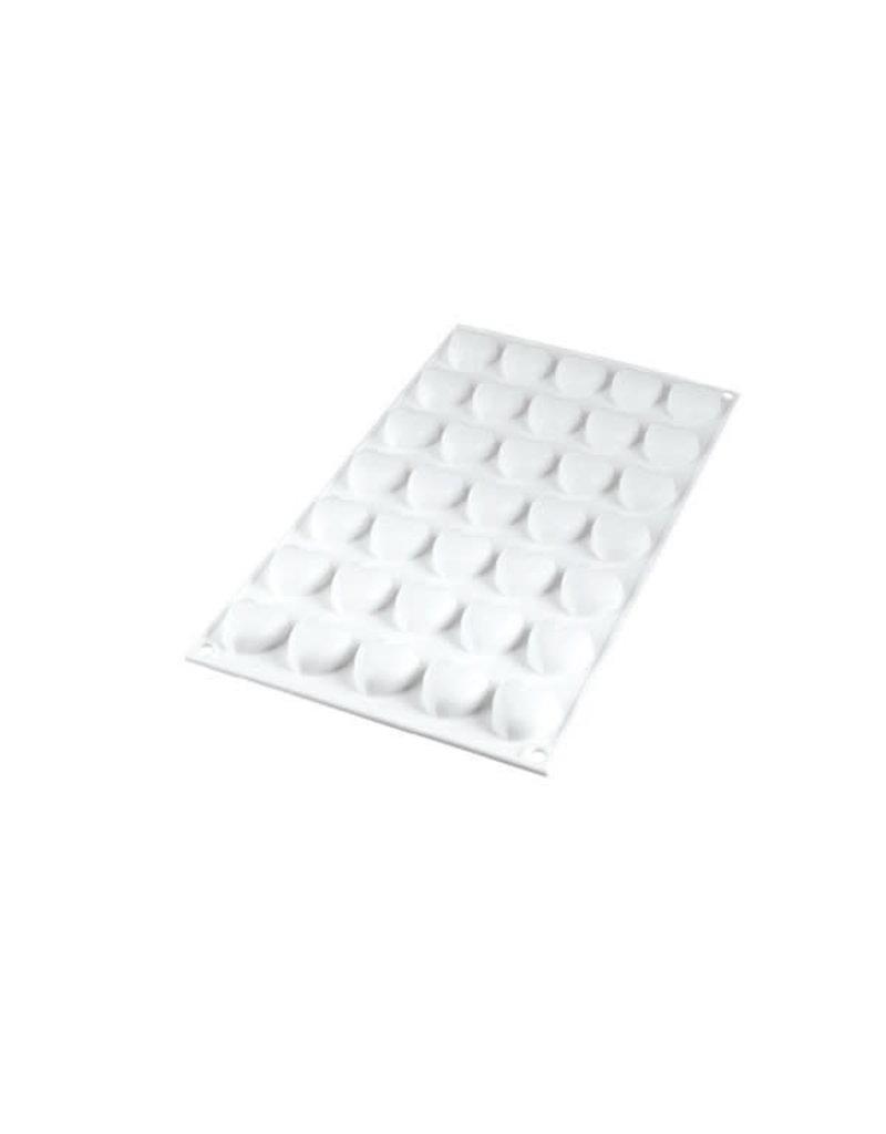 SilikoMart Bakvorm - Siliconen - mini hartjes (35)