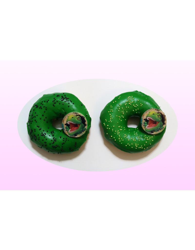 1. Sweet Planet DINOsaurus donuts