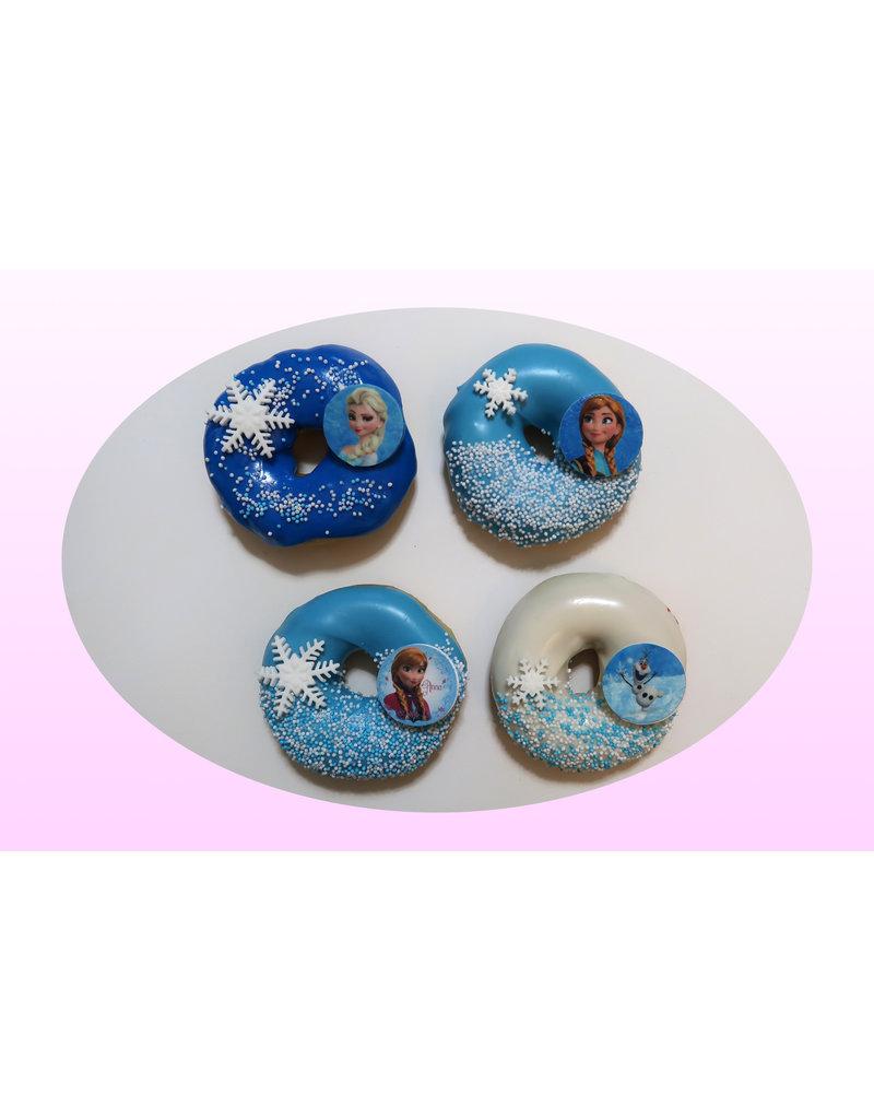 1. Sweet Planet Frozen donuts