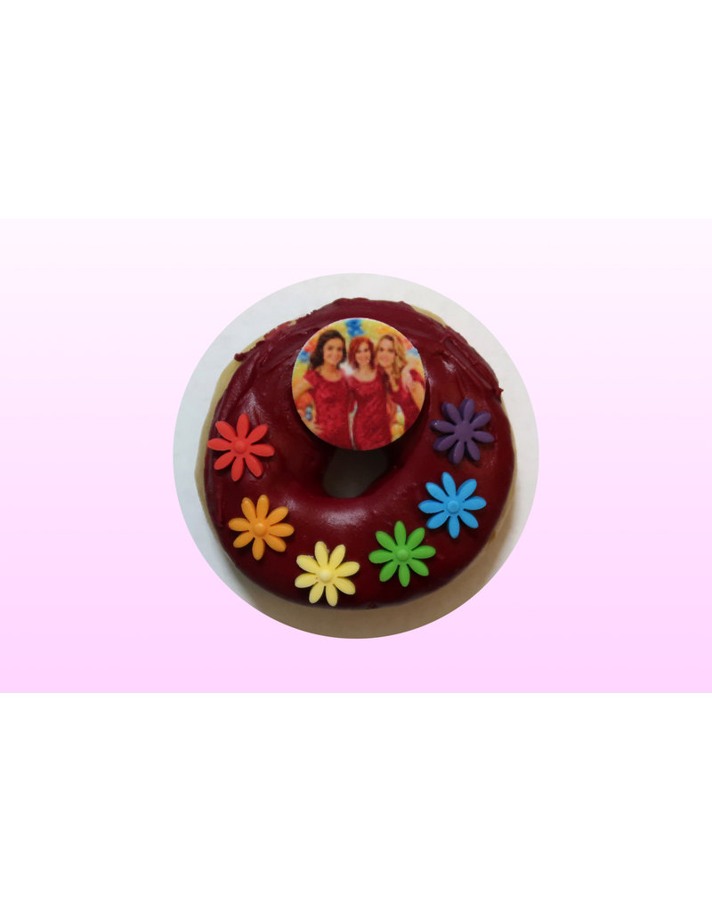 1. Sweet Planet K3 donuts