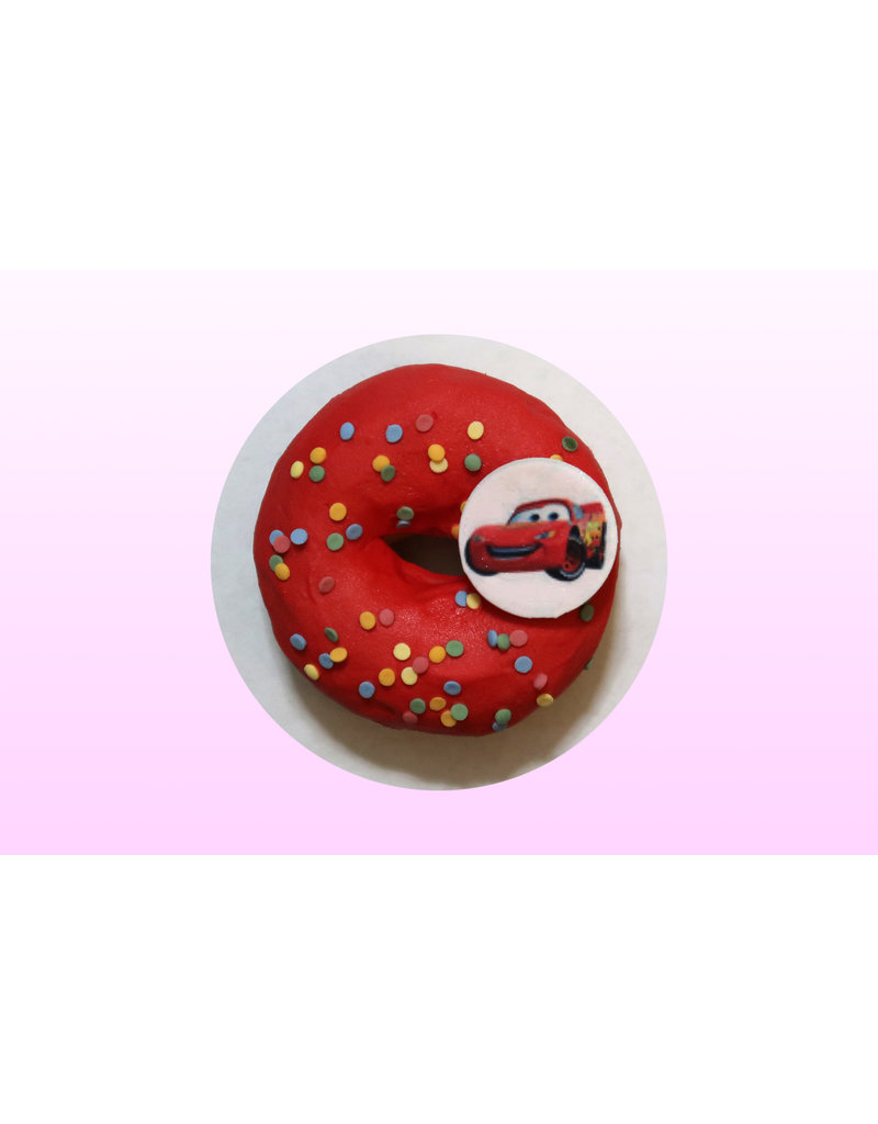 1. Sweet Planet Cars donuts