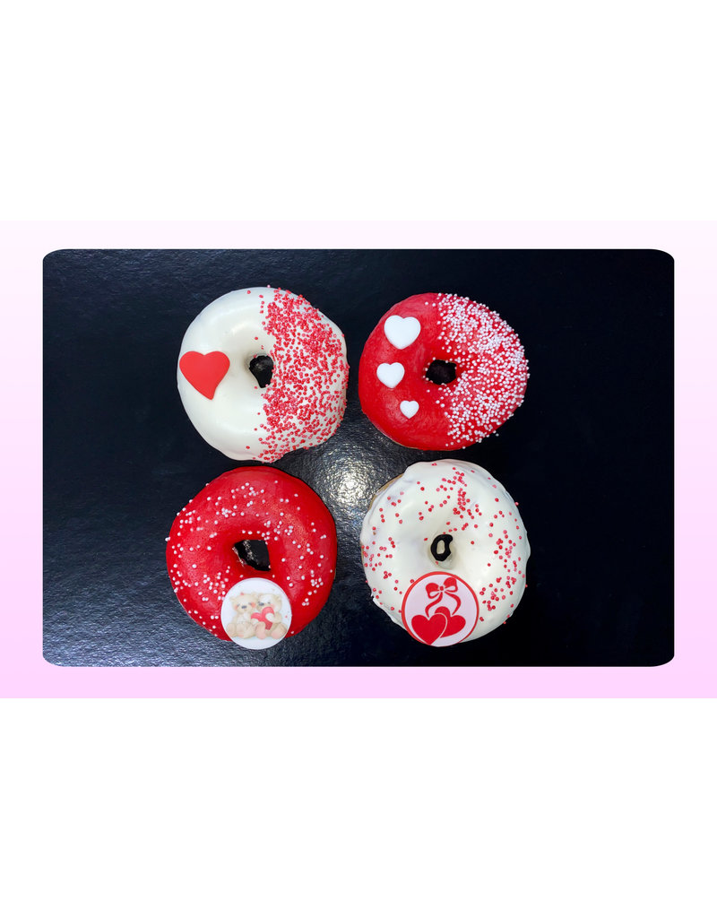 1. Sweet Planet Liefde donuts