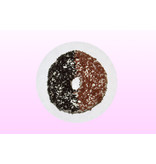 1. Sweet Planet Chocolade donuts