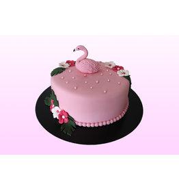 1. Sweet Planet Flamingo taart