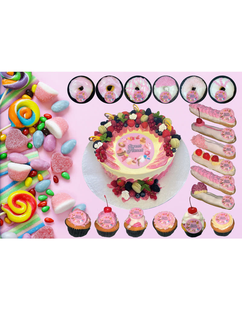 1. Sweet Planet Sweet Party Pack