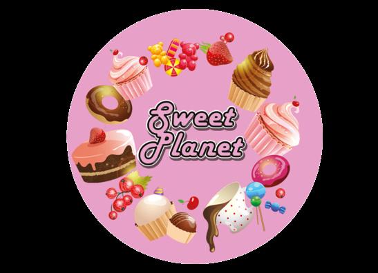 1. Sweet Planet