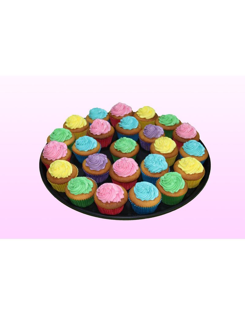 1. Sweet Planet Gekleurde crèmetoefje