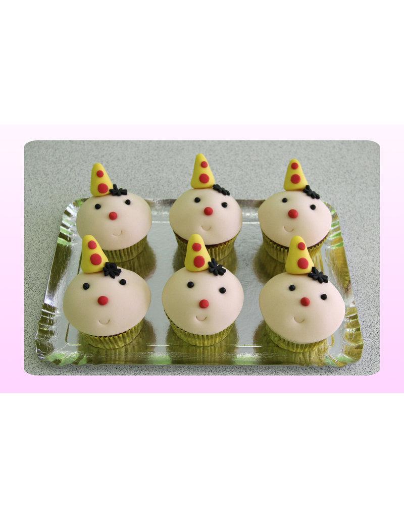 1. Sweet Planet Bumba cupcakes