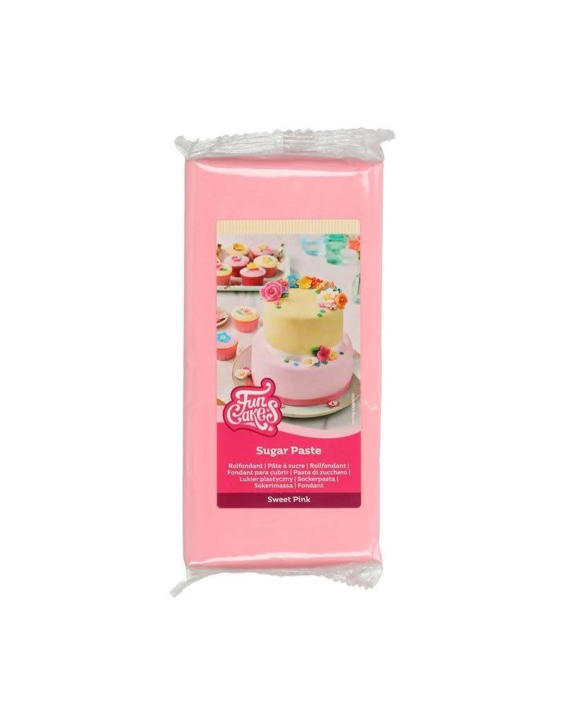 Funcakes Fondant 1kg sweet pink