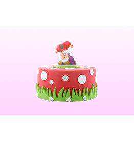1. Sweet Planet Plop taart model 1